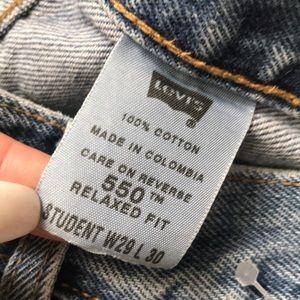 Levi's Shorts - Levi's Vintage Denim Cut-off Shorts